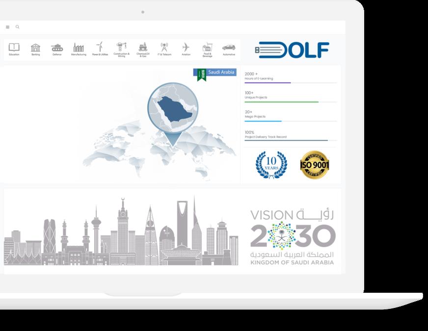 Dolf Technologies – Saudi Arabian Elearning Company